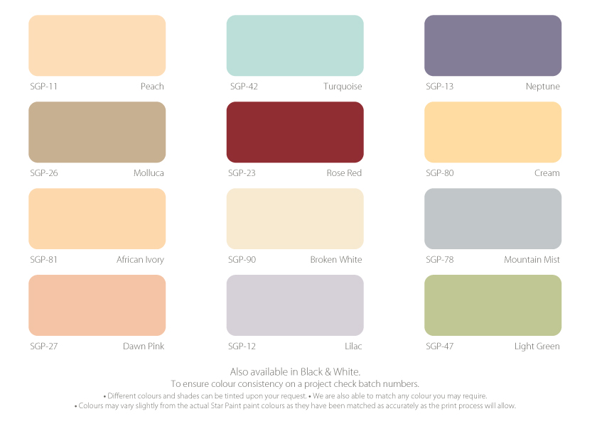 Star-Paint-Super-GPA-Colour-Chart-Final-Colours1
