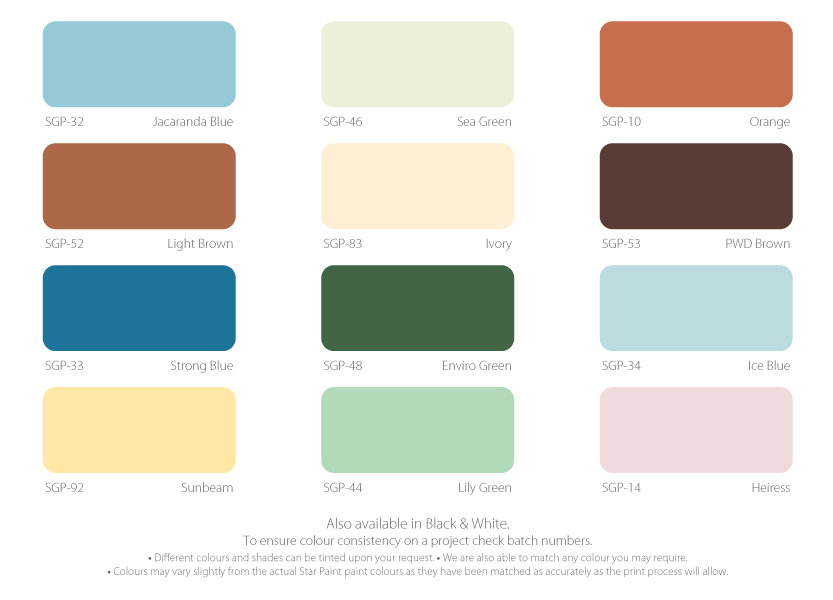 Star-Paint-Super-GPA-Colour-Chart-Final-Colours2